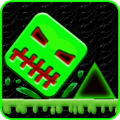 monster geometry icon