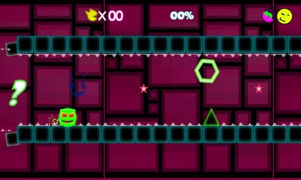 monster geometry apk screenshot