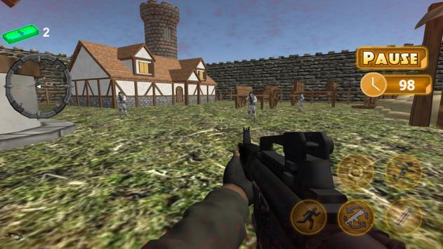 CS Critical Strike Mission screenshot 3