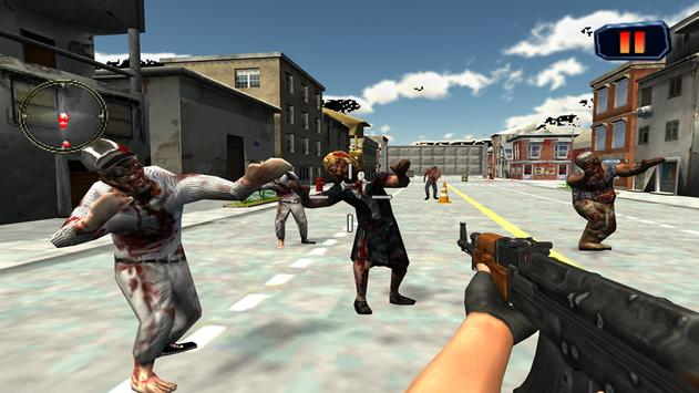 Target Zombie: Shoot to Kill apk screenshot
