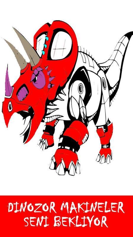 Dinozor Mak Boyama Oyunu For Android Apk Download