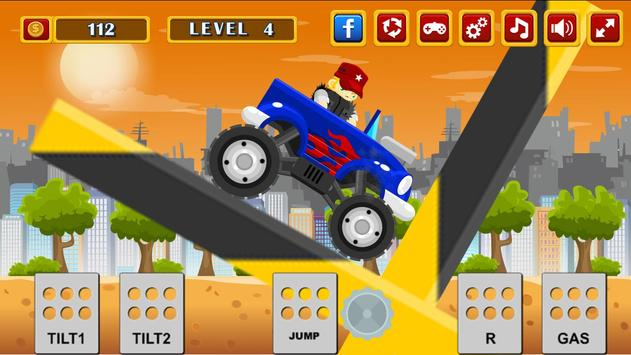 Monster Truck Rider apk screenshot