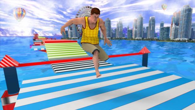 Legendary Stuntman Water Run Adventure poster