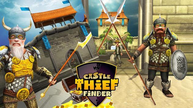 Castle Thief Finder screenshot 5