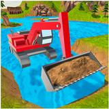 Heavy Excavator Crane 2020
