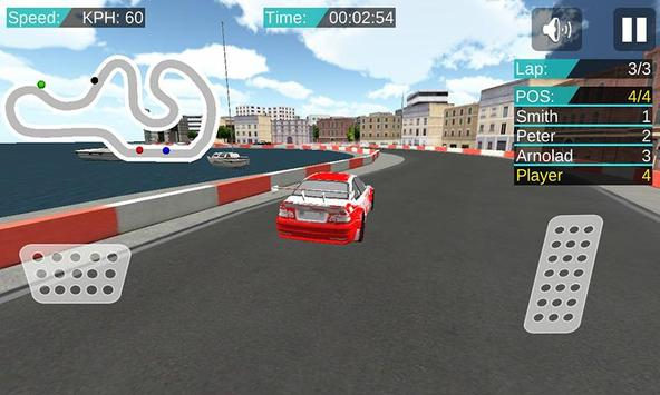 Speed Hi Speed Fast Racing 3D screenshot 6