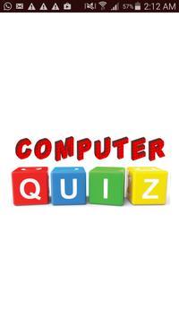 Computer Quiz poster