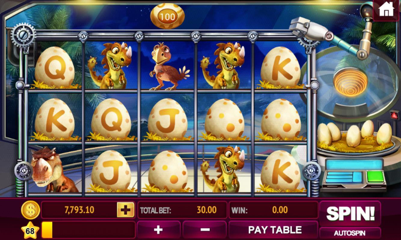 slots casino party apk