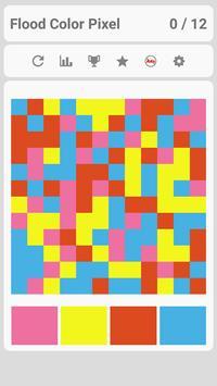 Flood Color Pixel screenshot 6