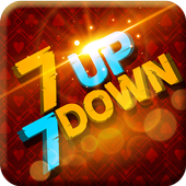 7 Up & 7 Down Poker Game icon