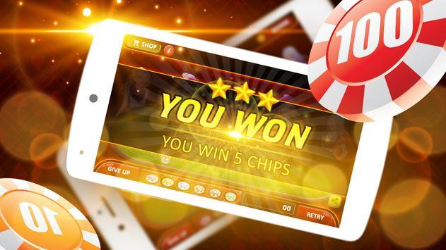 7 Up & 7 Down Poker Game screenshot 3