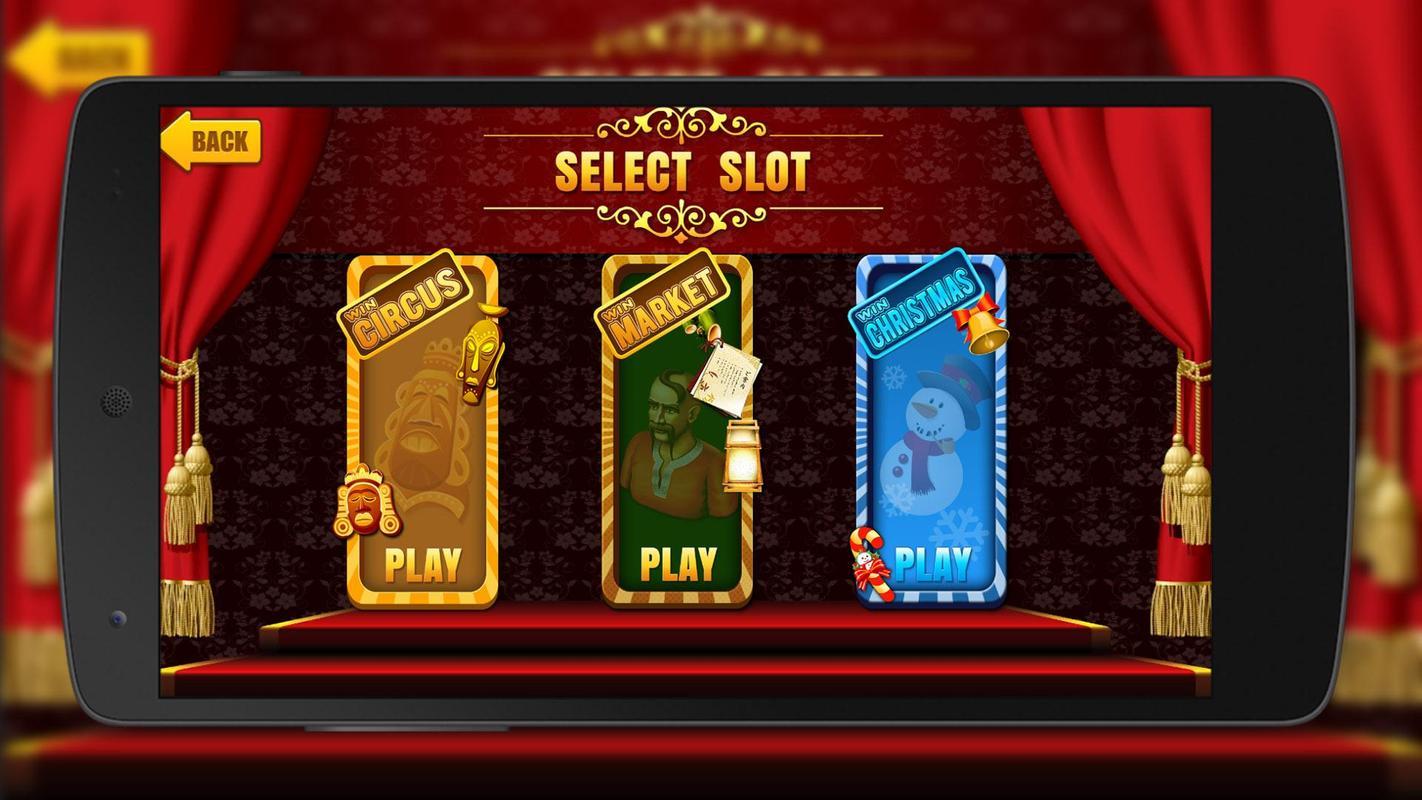 Magic slot machine