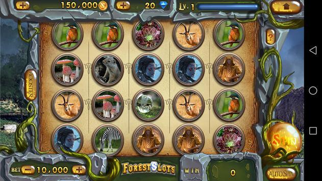 Forest Slots screenshot 1