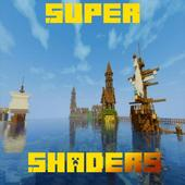 Super Shaders Mod MCPE icon