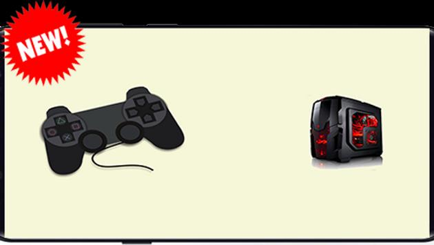 Controller Emulator Ps4