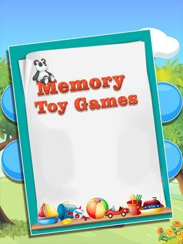 Memory Toy Games screenshot 3