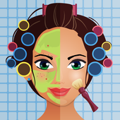Valentine Makeover - Girl Game icon
