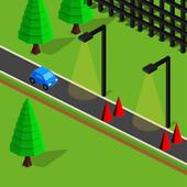 Road Jump icon