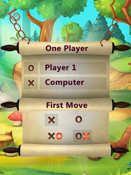 Tic Tac Toe Free screenshot 1
