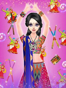 Indian Navratri Makeover and Makeup screenshot 3