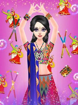 Indian Navratri Makeover and Makeup screenshot 7