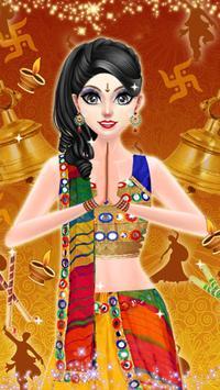 Indian Navratri Makeover and Makeup screenshot 9