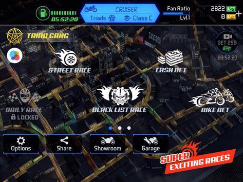 Blazing Bikers - Street Racing apk screenshot