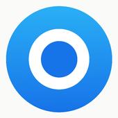 Swivel 2D icon