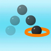 Black Ball Dunk icon