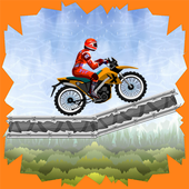 Motorcycle Jump icon