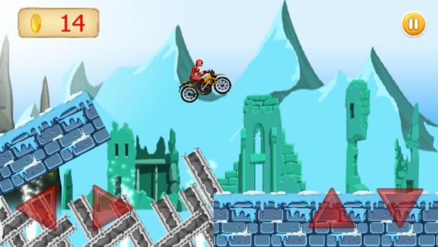 Motorcycle Jump screenshot 4