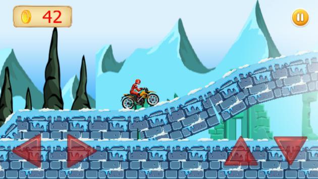 Motorcycle Jump screenshot 5
