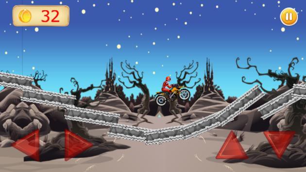 Motorcycle Jump screenshot 6