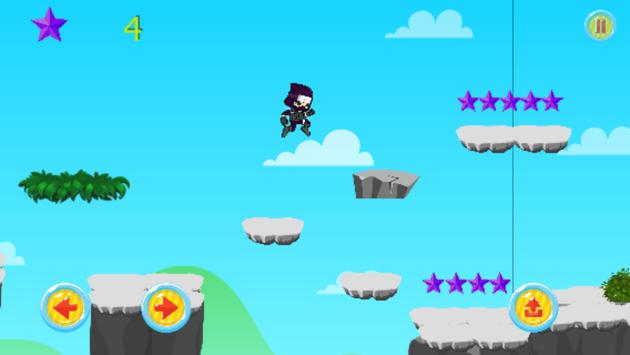 Ninja Hero Runner Adventure screenshot 1