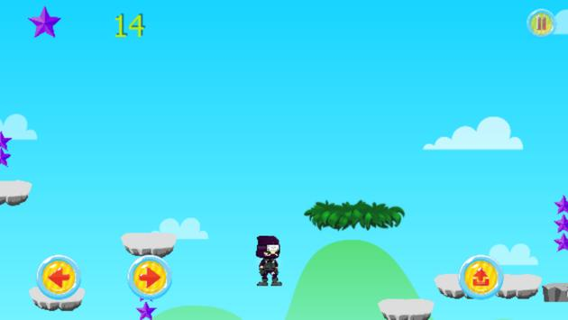 Ninja Hero Runner Adventure screenshot 2