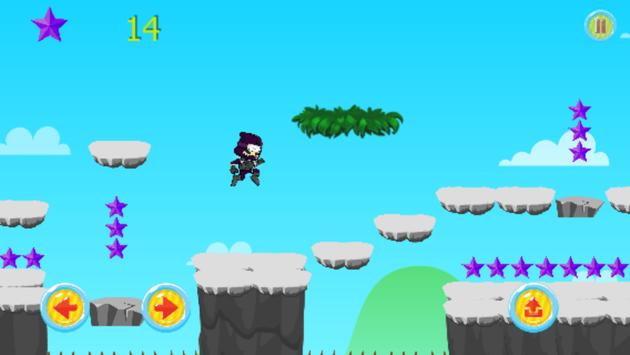 Ninja Hero Runner Adventure screenshot 3
