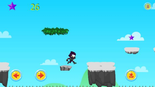 Ninja Hero Runner Adventure screenshot 4