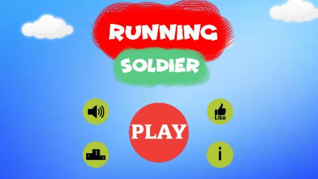 Running Soldier apk screenshot