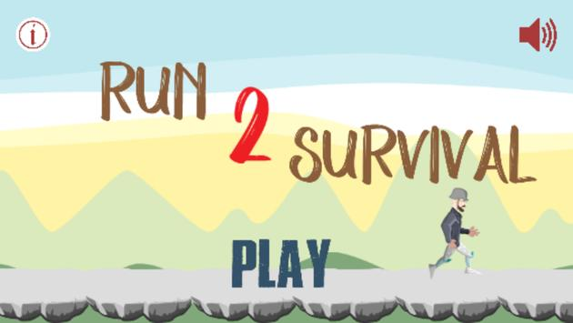 Run To Survival poster