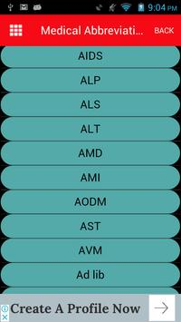 Medical Abbreviations and Meanings for Android - APK Download