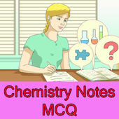 Chemistry Notes with MCQ in Easy Language icon