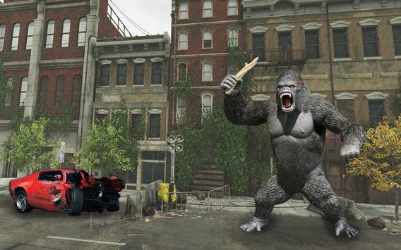 Gorilla Hunting 2018: Wild Ape City Attack for Android - APK
