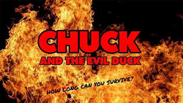 Chuck and the Evil Ducks poster