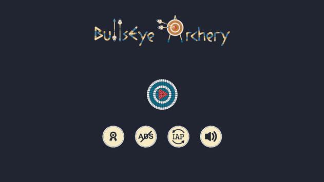 Bulls Eye Archery poster