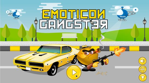 Emoticon Gangster apk screenshot