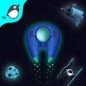 Space War: Star Escape icon