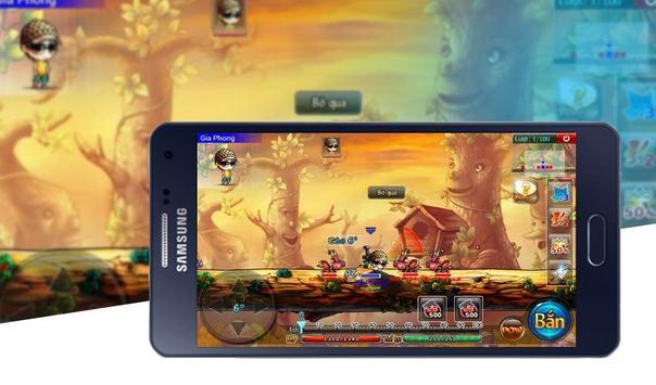 Game Ban Sung 3D poster