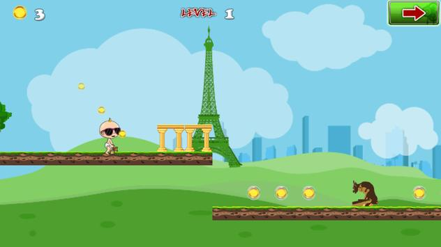 Baby cool world run screenshot 5