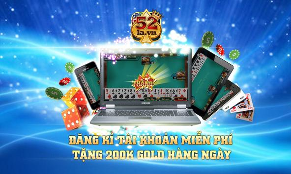 Game Bài Hot 2016 screenshot 1