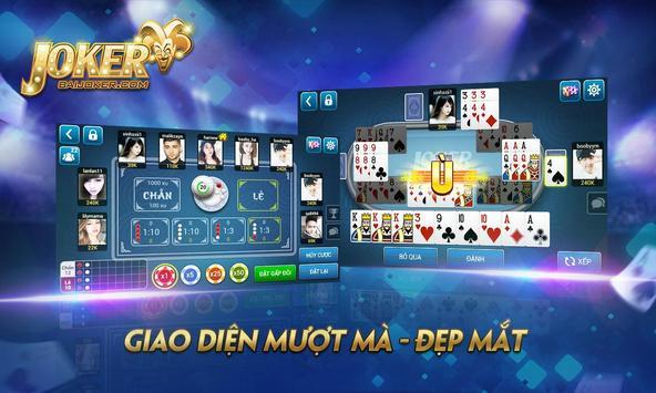 BaiJoker - Game bai doi thuong screenshot 12